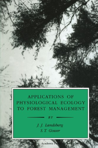 9780123912046: Applications of Physiological Ecology to Forest Management