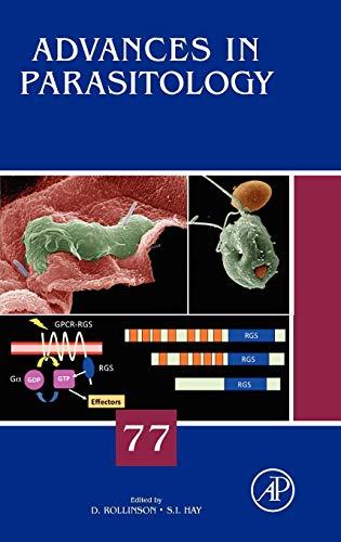 9780123914293: Advances in Parasitology, Volume 77