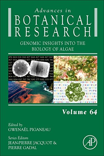 9780123914996: Genomic Insights into the Biology of Algae, Volume 64 (Advances in Botanical Research)