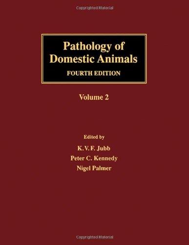 9780123916068: Pathology of Domestic Animals: Vol 2