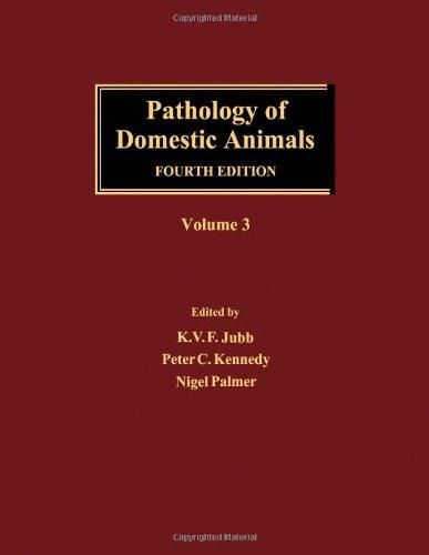 9780123916075: Pathology of Domestic Animals: v.3: Vol 3