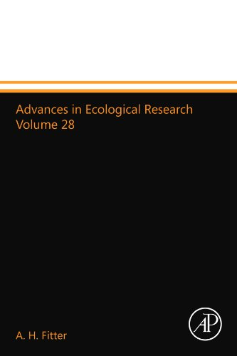 9780123916495: Advances in Ecological Research Volume 28