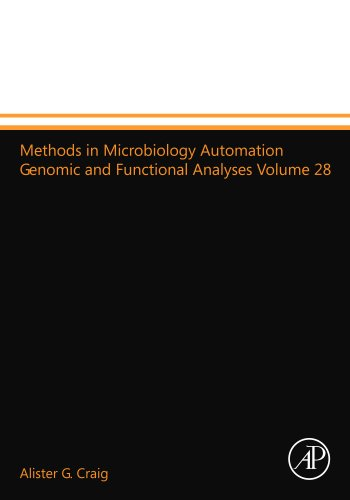 9780123916518: Methods in Microbiology Automation Genomic and Functional Analyses Volume 28