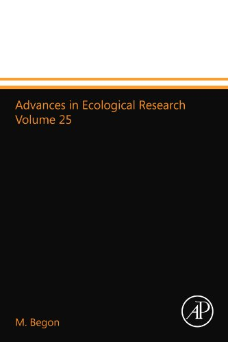 9780123916648: Advances in Ecological Research Volume 25