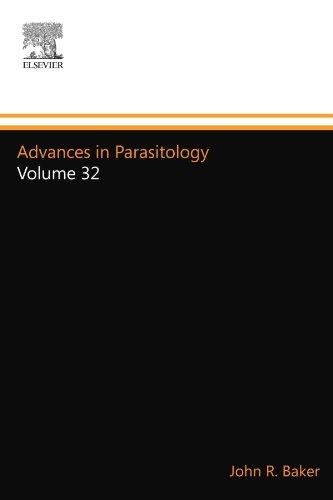 9780123916679: Advances in Parasitology: Volume 32