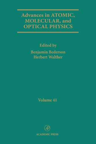 9780123916853: Advances in Atomic, Molecular, and Optical Physics