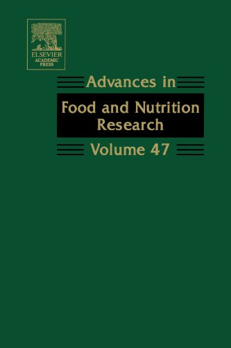 9780123917195: Advances in Food & Nutrition Research