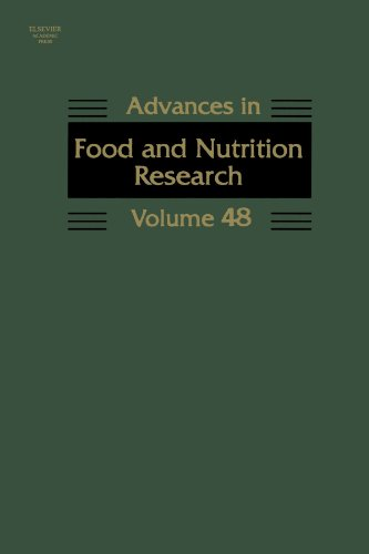 9780123917201: Advances in Food and Nutrition Research