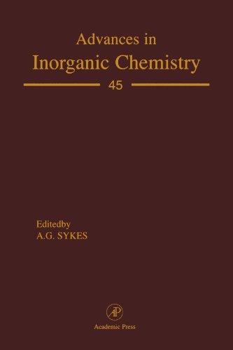 9780123917478: Advances in Inorganic Chemistry