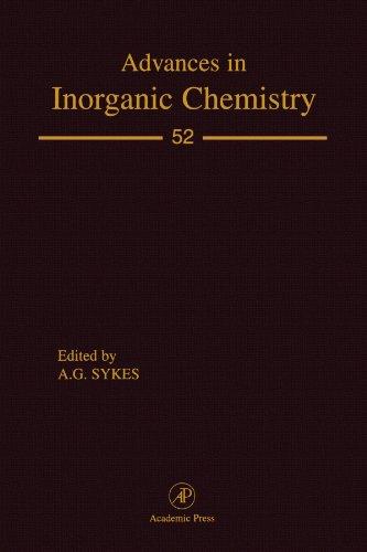 9780123917492: Advances in inorganic Chemistry