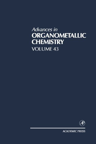 9780123917522: Advances in Organometallic Chemistry