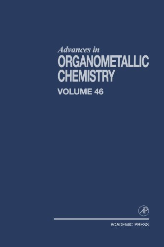 9780123917546: Advances in Organometallic Chemistry