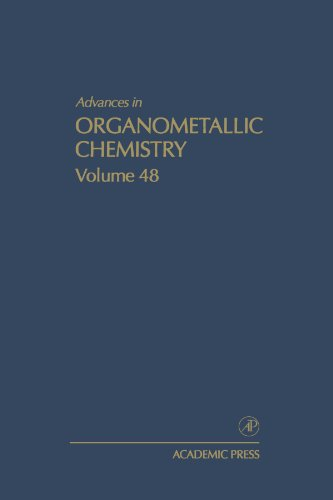9780123917553: Advances in Organometallic Chemistry