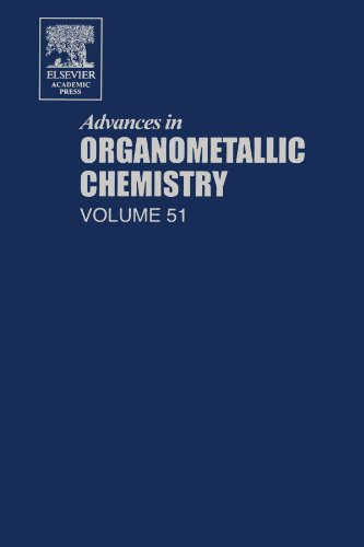 9780123917577: Advances in Organometallic Chemistry