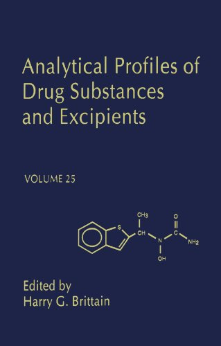 9780123918031: Analytical Profiles of Drug Substances and Excipients
