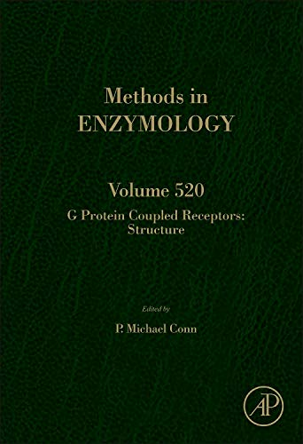 9780123918611: G Protein Coupled Receptors, Volume 520: Structure (Methods in Enzymology)