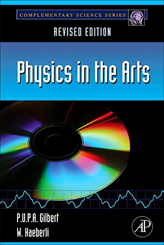 9780123918789: Physics in the Arts: Revised Edition (Complementary Science)