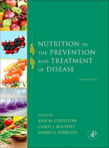9780123918840: Nutrition in the Prevention and Treatment of Disease, Third Edition