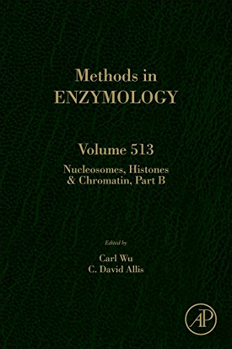 9780123919380: Nucleosomes, Histones and Chromatin Part B, Volume 513 (Methods in Enzymology)