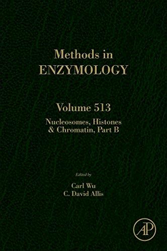9780123919380: Nucleosomes, Histones & Chromatin Part B, Volume 513 (Methods in Enzymology)