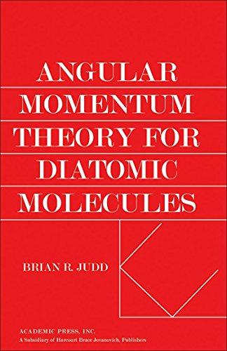 9780123919502: Angular Momentum Theory for Diatomic Molecules