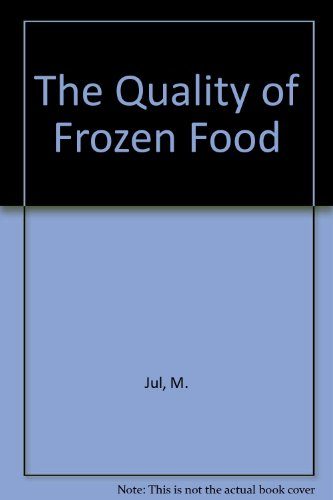 9780123919809: The Quality of Frozen Foods