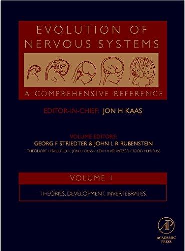 9780123925602: Evolution of Nervous Systems, Four-Volume Set