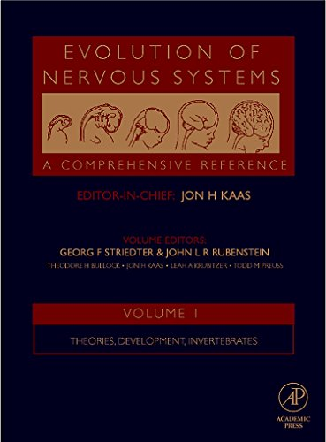 9780123925602: Evolution of Nervous Systems, Four-Volume Set