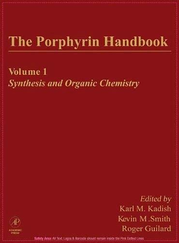 9780123932013: The Porphyrin Handbook Volume 1: v. 1