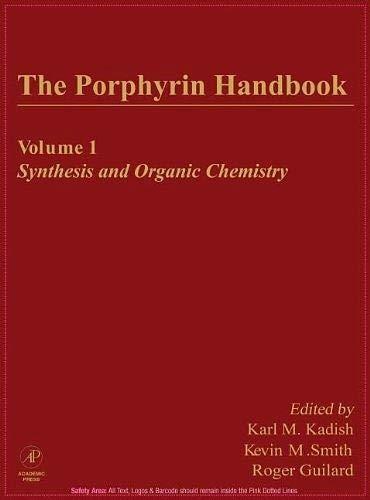 9780123932013: The Porphyrin Handbook Volume 1 (Porphyrin Handbook S)