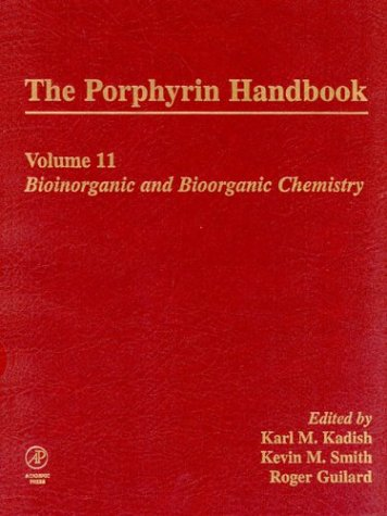 9780123932204: The Porphyrin Handbook, Volumes 11-20: v. 11-20