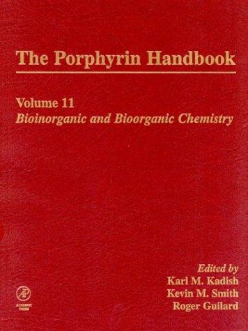 9780123932204: The Porphyrin Handbook, Volumes 11-20