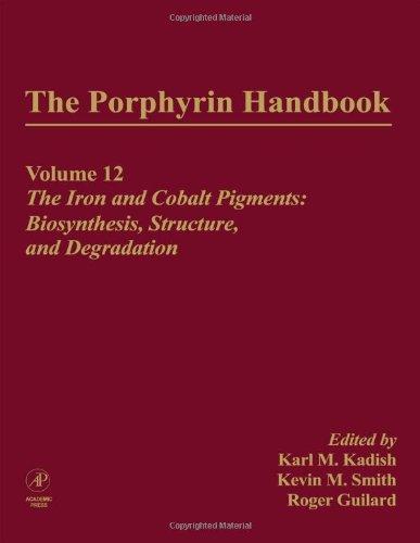 The Porphyrin Handbook: The Iron and Cobalt
