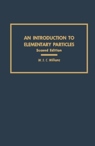 9780123941671: An Introduction to Elementary Particles