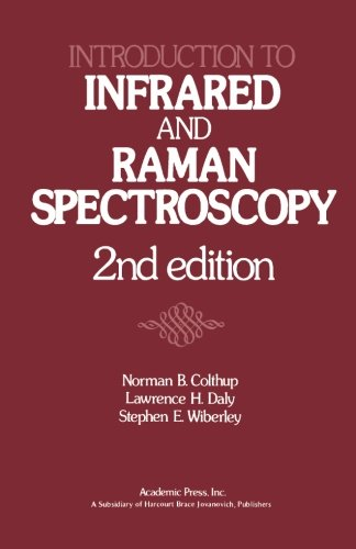 9780123941688: Introduction to Infrared and Raman Spectroscopy, 2nd Edition