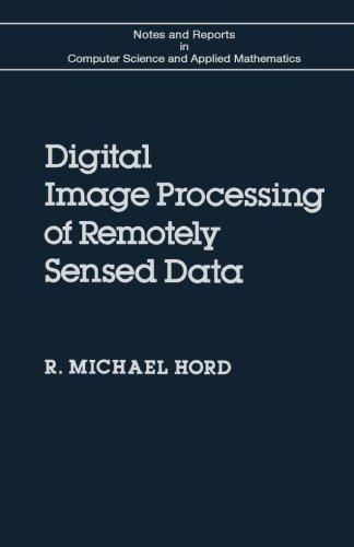 9780123942357: Digital Image Processing of Remotely Sensed Data