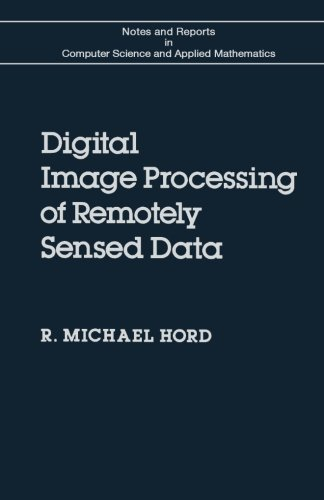 9780123942357: Digital Image Processing of Remotely Sensed Data