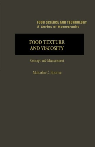 9780123942579: Food Texture and Viscosity: Concept and Measurement