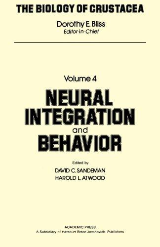 9780123942630: Neural Integration and Behavior, Volume 4