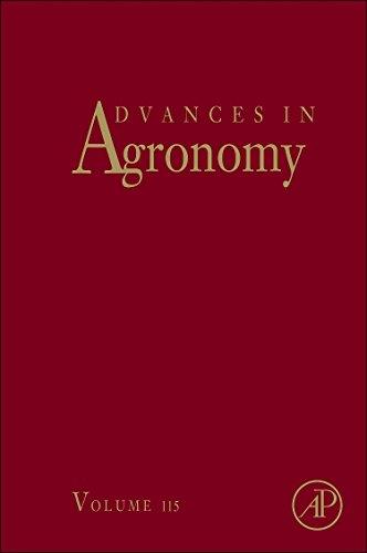 9780123942760: Advances in Agronomy, Volume 115