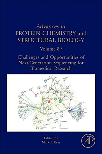 9780123942876: Challenges and Opportunities of Next-Generation Sequencing for Biomedical Research: 89 (Advances in Protein Chemistry)