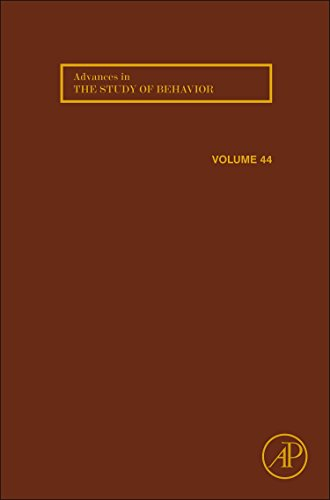 9780123942883: Advances in the Study of Behavior, Volume 44