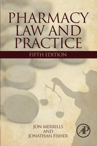 9780123942890: Pharmacy Law and Practice