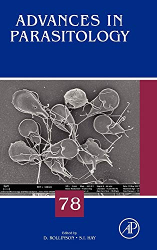 9780123943033: Advances in Parasitology, Volume 78 (Advances in Parasitology (J. Baker & R. Muller))