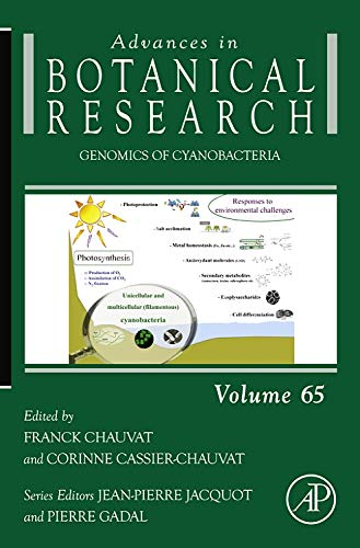 9780123943132: Genomics of Cyanobacteria, Volume 65 (Advances in Botanical Research)
