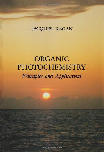 9780123943200: Organic Photochemistry: Principles and Applications