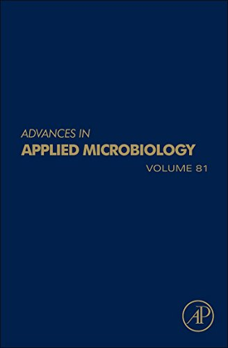 9780123943828: Advances in Applied Microbiology, Volume 81