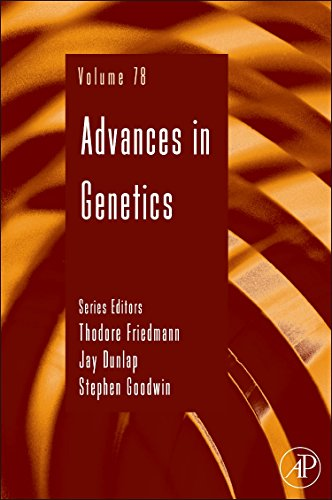 9780123943941: Advances in Genetics, Volume 78