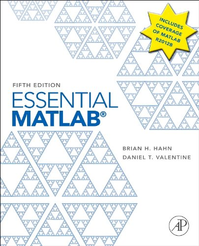 9780123943989: Essential MATLAB for Engineers and Scientists