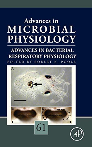 9780123944238: Advances in Bacterial Respiratory Physiology, Volume 61 (Advances in Microbial Physiology)